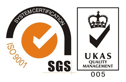 ISO9001, UKAS qulity management